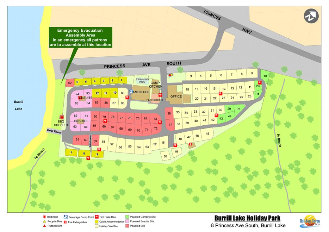 burrill lake park map burrill lake. Black Bedroom Furniture Sets. Home Design Ideas