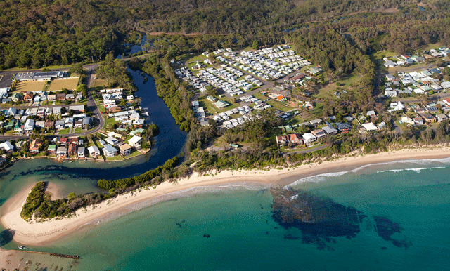 Welcome to Holiday Haven Tourist Parks | Shoalhaven